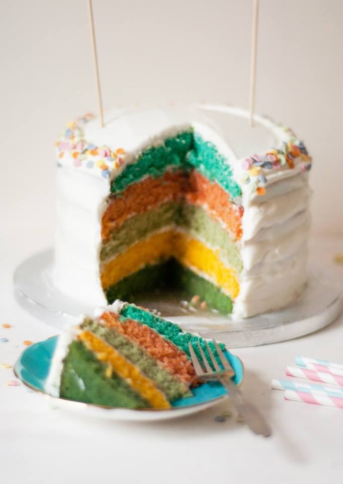 rainbow, cake, food, blog, blogger, uk, lifestyle, primrose, bakery,recipe
