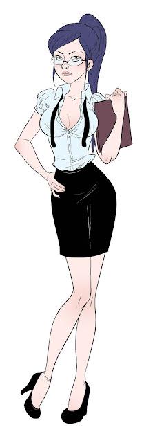 Giulia di CURAMI, fumetto erotico di Cyrano Comics