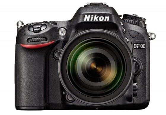 Harga dan Spesifikasi Kamera DSLR Nikon D7100