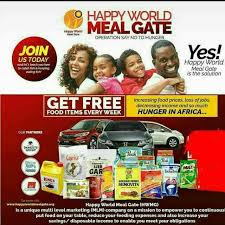 Join Happy World Meal Gate