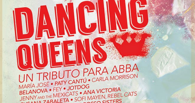 Dancing Queens tributo para ABBA