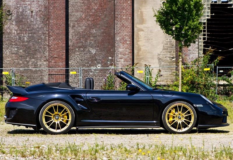 go crazy 2012 9ff porsche 911 turbo cabriolet gtronic 1200. Black Bedroom Furniture Sets. Home Design Ideas