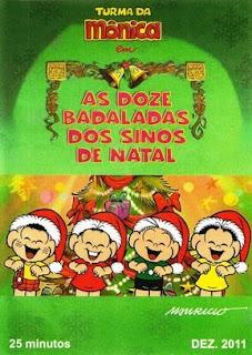 Turma Da Mônica: As Doze Badaladas dos Sinos de Natal