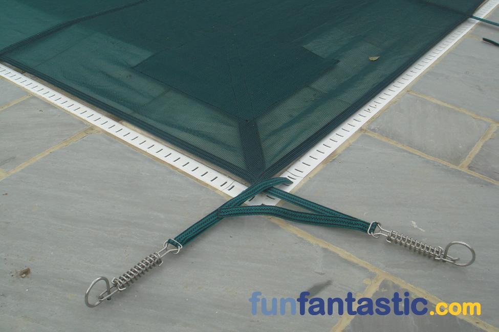 Plastica Swimming Pool In Ground Winter Debris Covers Fun Fantastic Uk Ltd