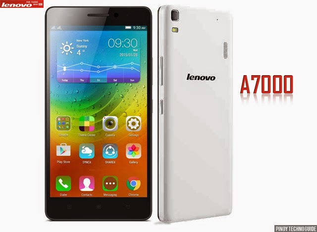 Lenovo A7000 Full Specs  Features And Official Price In The Philippines