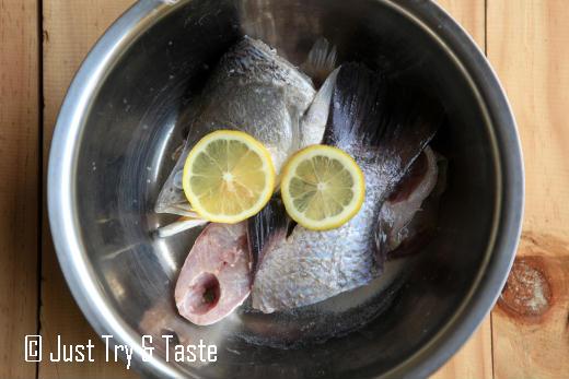 Resep Ikan Kakap Masak Lempah Daun Kedondong