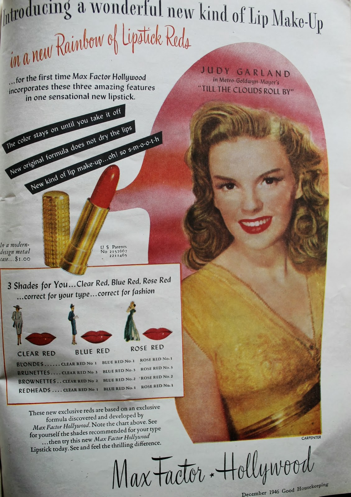 A Little Bit of Everything: Good Housekeeping - December 1946