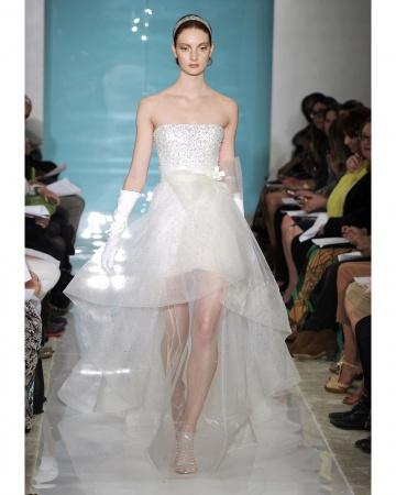 Short Wedding Dresses 2013
