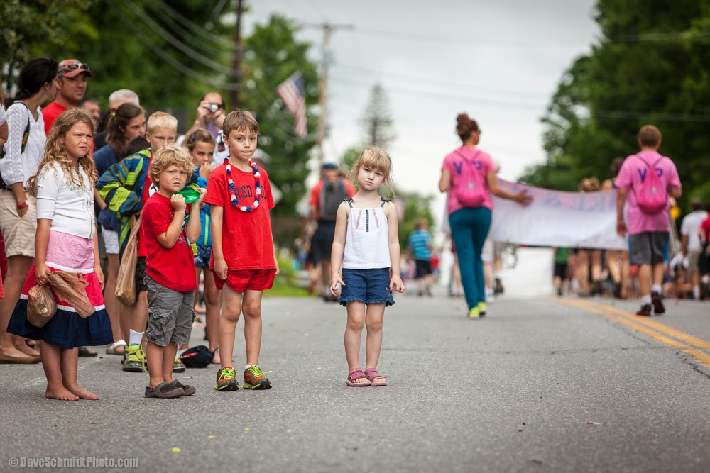 Williston, Vermont 4th of July Parade