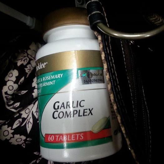 garlic untuk buang angin dalam badan