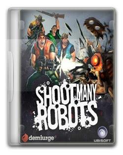 Shoot Many Robots   PC FULL