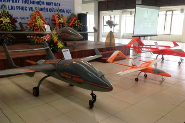 Pesawat UAV Vietnam. PROKIMAL ONLINE Kotabumi Lampung Utara