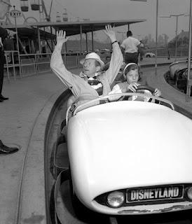 Danny Kaye Disneyland 1958.