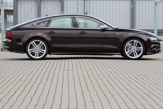 2013 Audi S7 Sportback Black Wallpaper