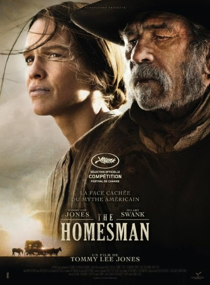 The Homesman (2014) BluRay 720p BRRip