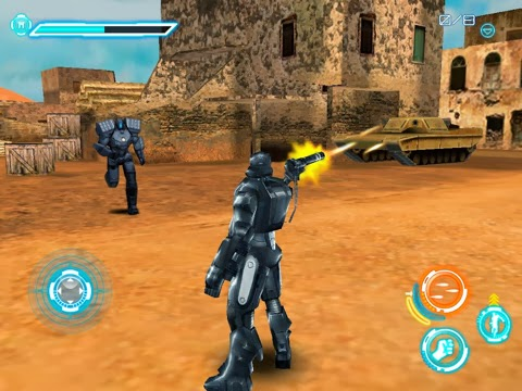 Iron Man 2 Games for kids