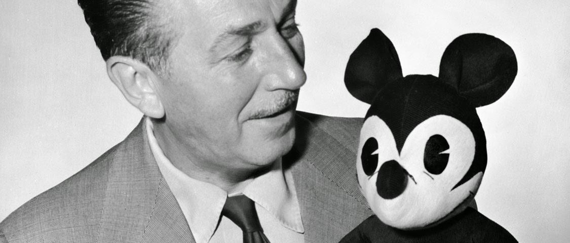 Pendiri Walt Disney