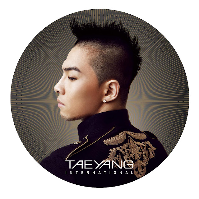 taeyang international solar album cover