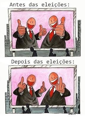 Eleições, Política, Políticos