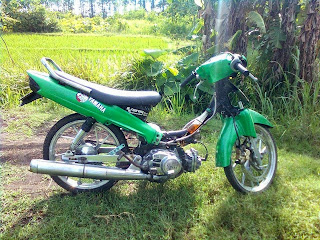 modifikasi motor alfa