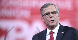 Jeb Bush, em ruột của TT George W. Bush, con tari của TT George H. Bushđang chờ tin Bilderberg