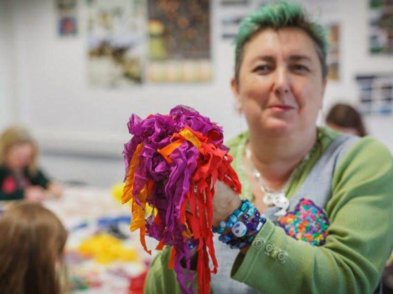 Craft Workshops In St Ives - Jo McIntosh