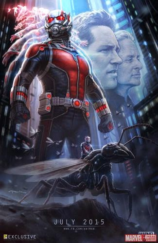 Paul Rudd to Ant-Man
