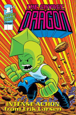 Image 20th Anniversary Variant Covers by Ghris Giarrusso - The Savage Dragon