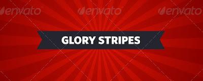 Glory Stripes - Adrienne Palmer
