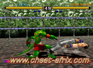 Download Games Bloody Roar 2 For PC