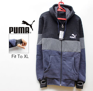 Jaket Puma