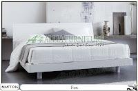 Tempat Tidur Minimalis Modern Terbaru Fox