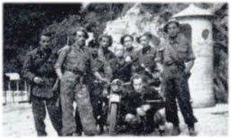 """III Compagnia """"Bardelli Bardi"""" della LAM Muti"""