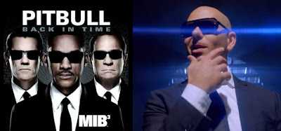 Men in Black 3 Canzone - Men in Black 3 Musica