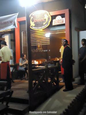 Kampai Sushi House: Fachada