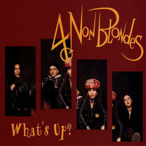 What's up, 4 Non Blondes, cover