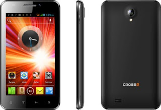 Cross A26 Ponsel 5 Inchi Android ICS