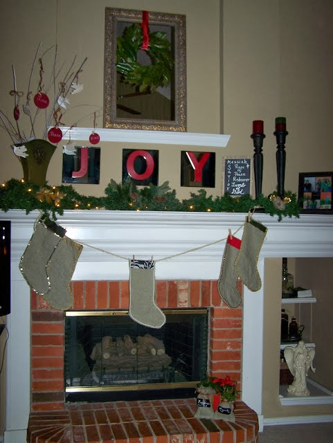 Natural and Joyful Mantle