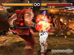 TEKKEN 5 FullRip Screenshot 2
