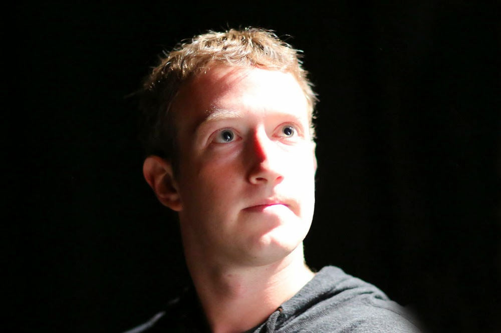 Mark Zuckerberg regrets to have come on red Facebook - off switch
