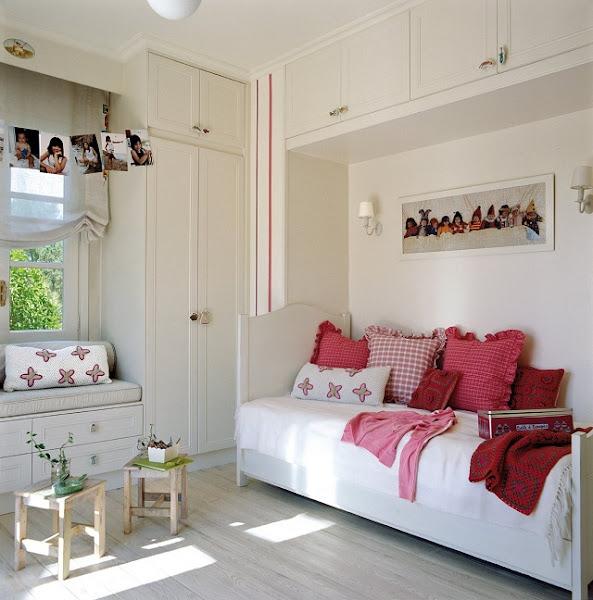 Fotos de habitaciones juveniles decorar tu casa es - Decorar habitaciones infantiles ...