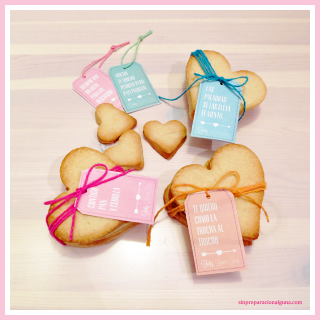 KukiBOx: etiquetas galletas