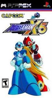 MegaMan X5   PSP