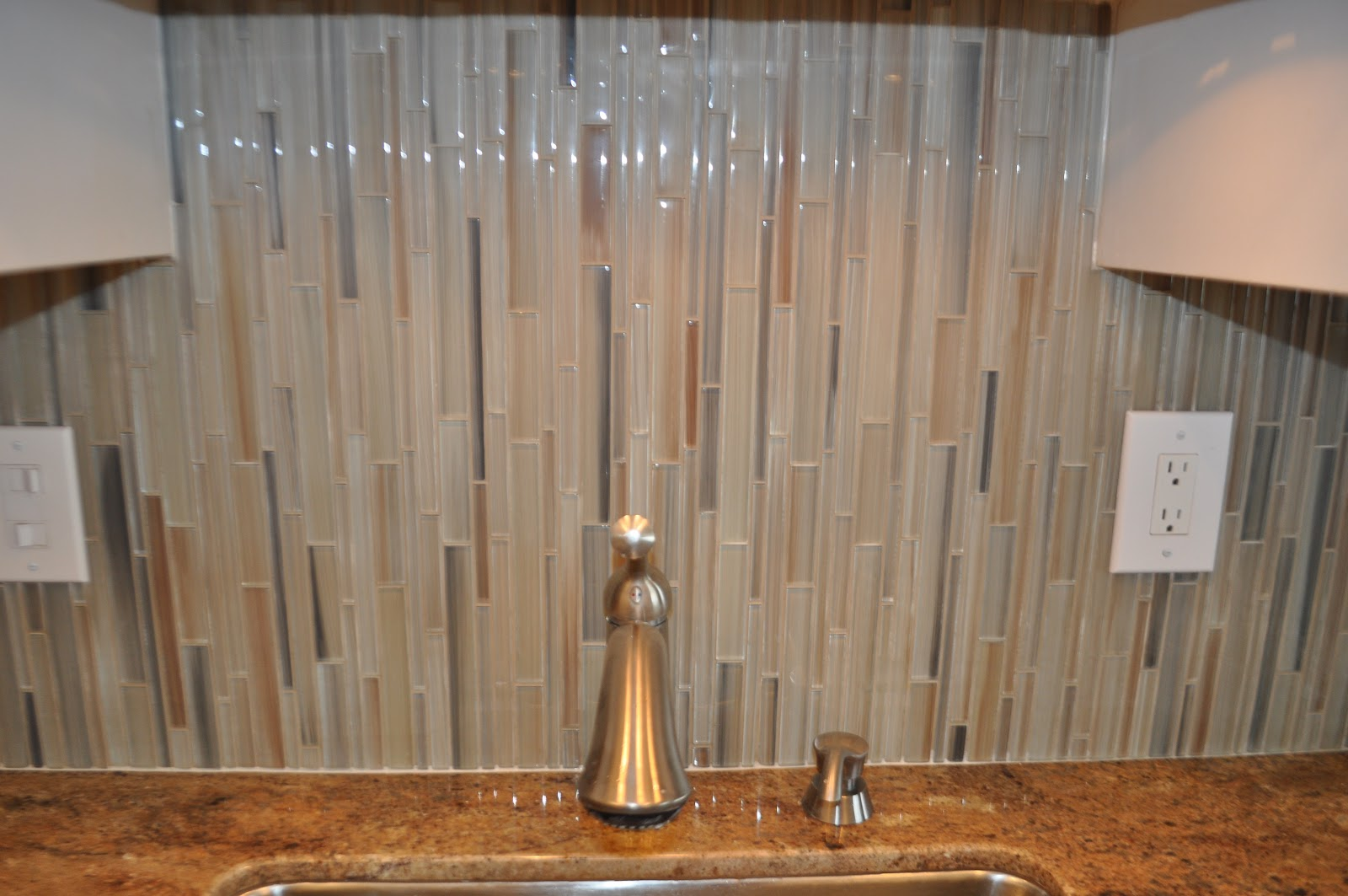 North Kihei Glass Tile Backsplash Higher Standard Tile