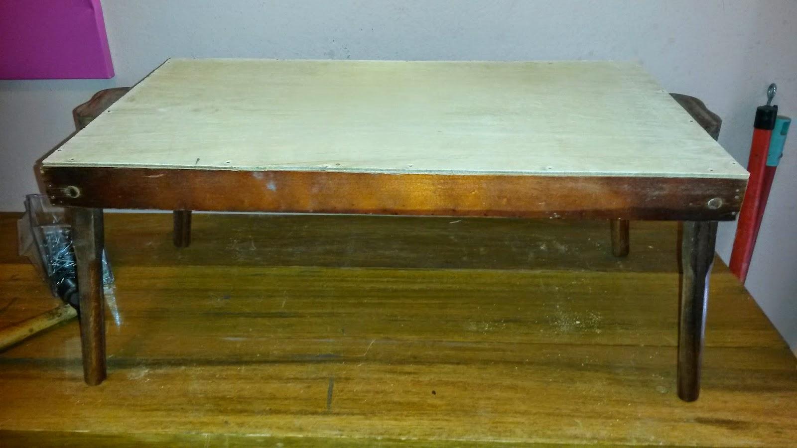 Oficina do Quintal: Como fazer uma bancada para Tupia #614813 1600x900