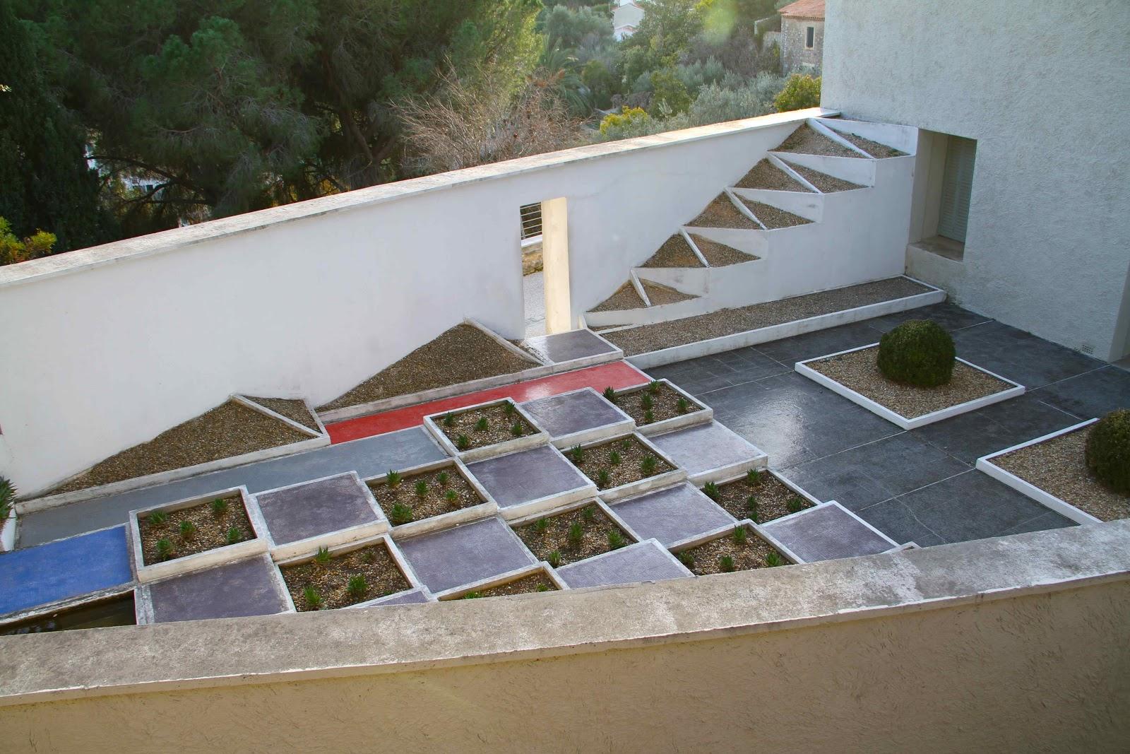Gallery of Villa Noailles Jardin Cubiste