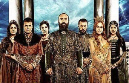 King-Suleiman-film-abad kejayaan sinetron antv