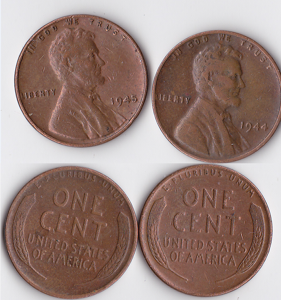 Value Of Old Pennies 77