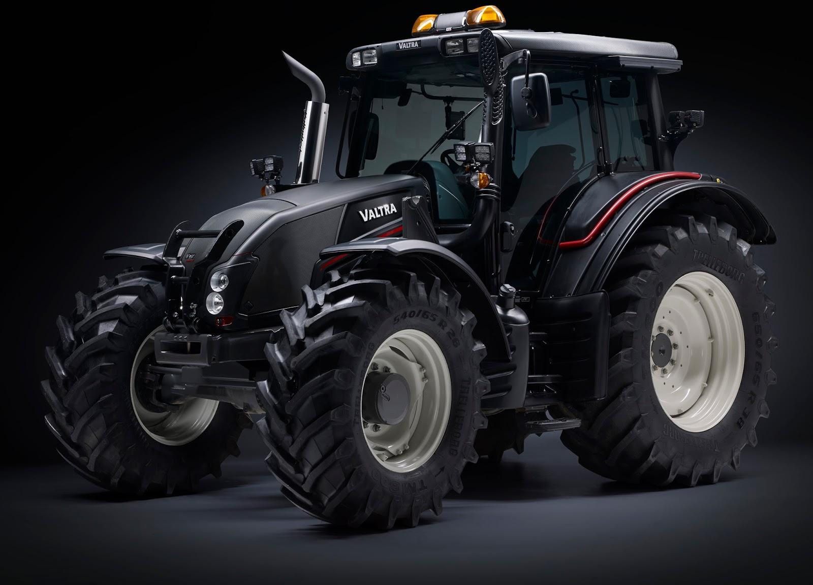 Más que máquinas agrícolas: VALTRA: SERIE A Y SINÓNIMO DE ...