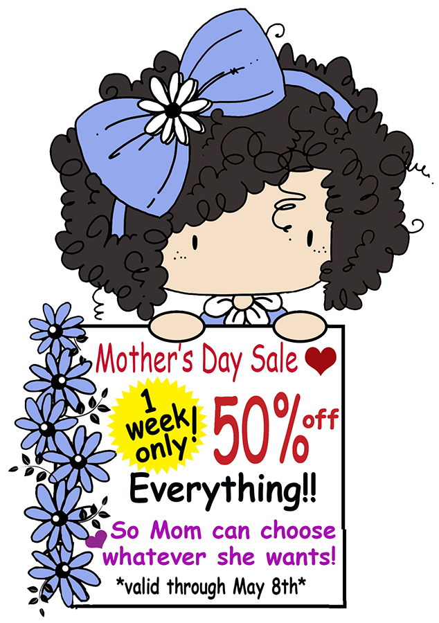 Sale one week only to May 8th.